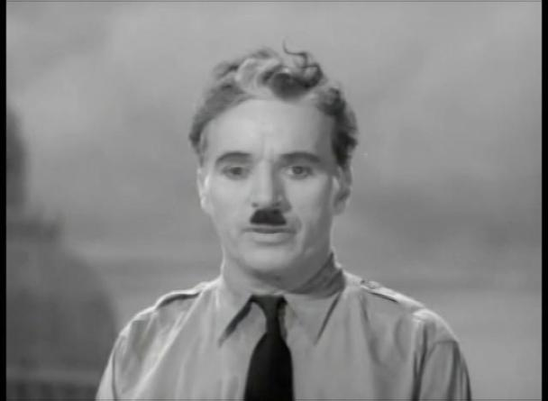 Charlie Chaplin- The Great Dictator Speech